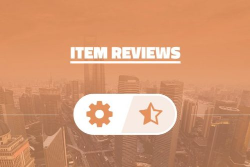 AIT – Item Reviews