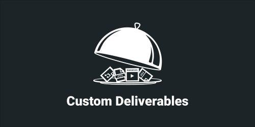 Easy Digital Downloads – Custom Deliverables