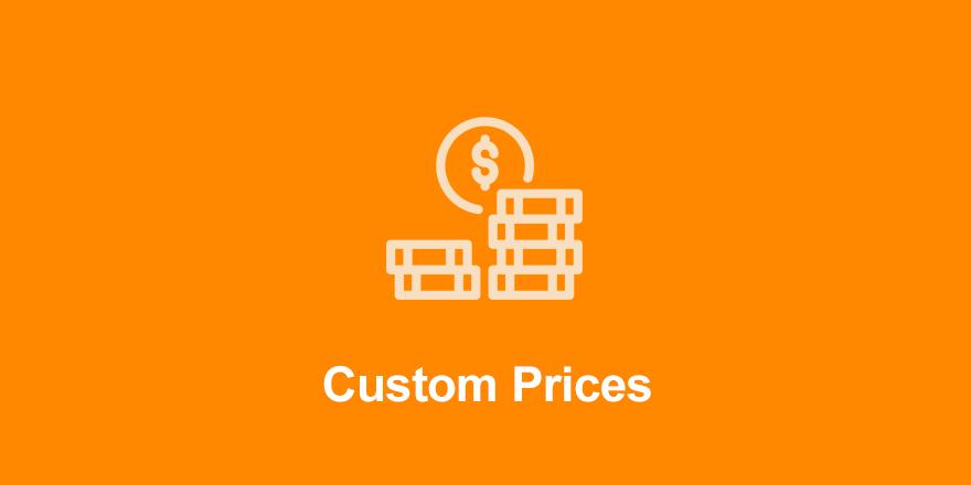 Easy Digital Downloads – Custom prices
