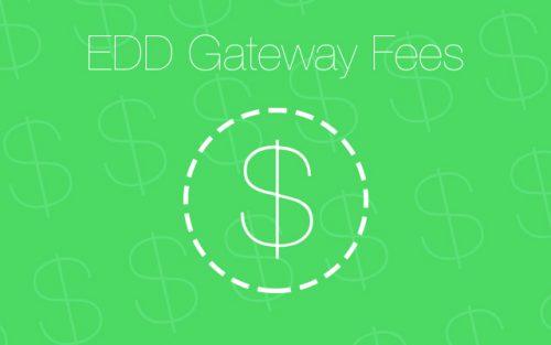 Easy Digital Downloads – Gateway Fees