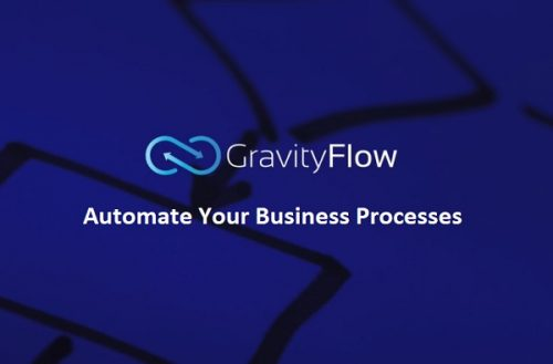 Gravity Flow – Build Workflow Applications with Gravity Forms