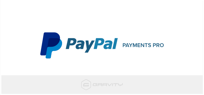Gravity Forms – PayPal Payments Pro Add-On
