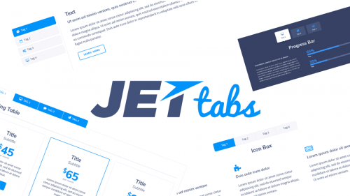 JetTabs – Tabs and Accordions for Elementor Page Builder...