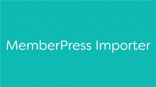 MemberPress – Importer