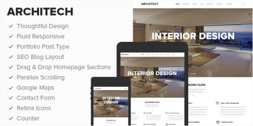 MyThemeShop – Architect