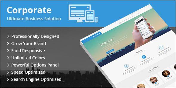 MyThemeShop – Corporate