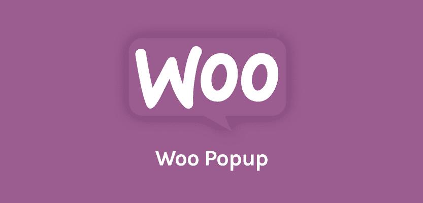 OceanWP – Woo Popup