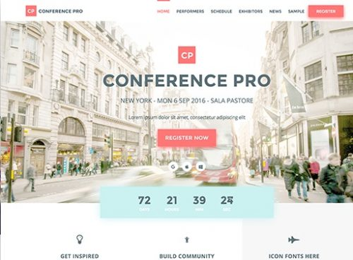ShowThemes – Conference Pro
