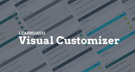 SnapOrbital – LearnDash Visual Customizer