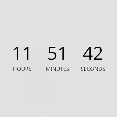 Themify – Builder Countdown