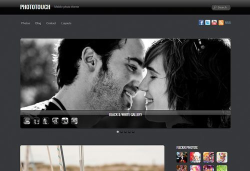 Themify – PhotoTouch