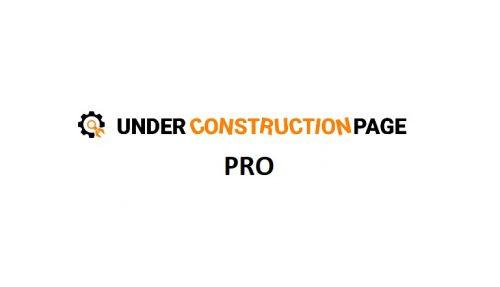 UnderConstructionPage PRO