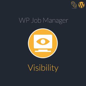 WP Job Manager – Visibility