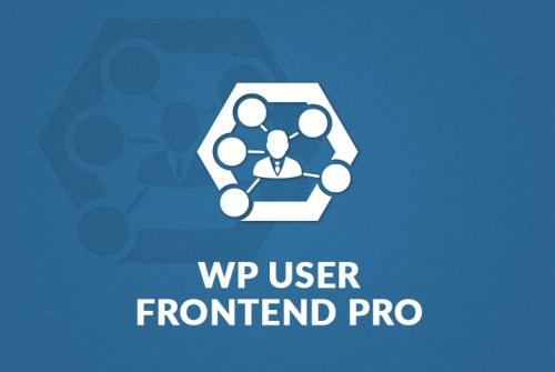 WP User Frontend Pro (Business Edition)