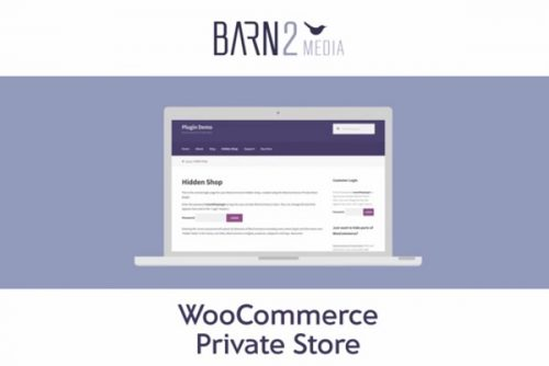 WooCommerce Private Store (By Barn2 Media)