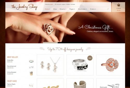 YITH – Jewelry Shop