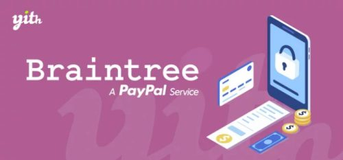 YITH – PayPal Braintree for WooCommerce