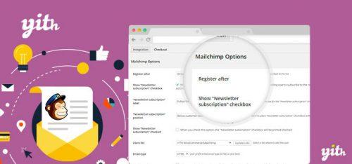 YITH – WooCommerce Mailchimp Premium