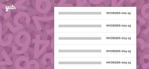 YITH – WooCommerce Sequential Order Number