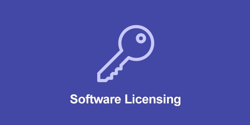Easy Digital Downloads – Software Licensing