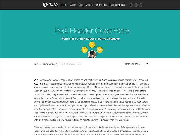 Elegant Themes – Fable