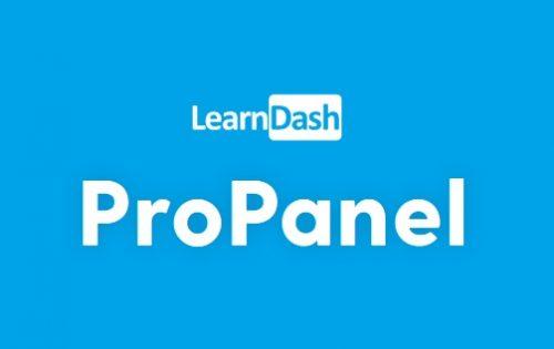 LearnDash ProPanel