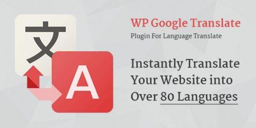 MyThemeShop – WP Google Translate