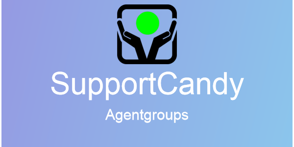 SupportCandy – Agentgroup