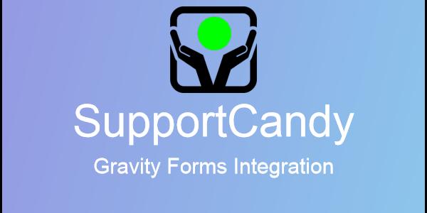SupportCandy – Gravity Form Integration