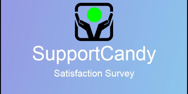 SupportCandy – Satisfaction Survey