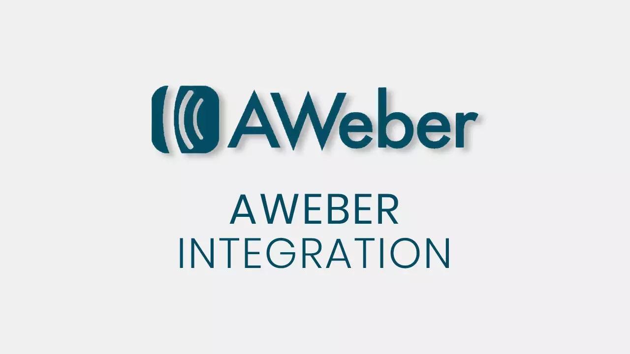 QSM – Aweber Integration