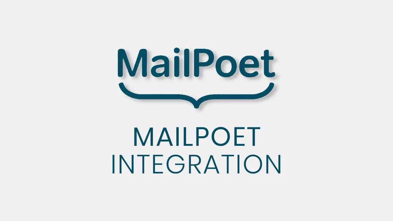 QSM – MailPoet Integration
