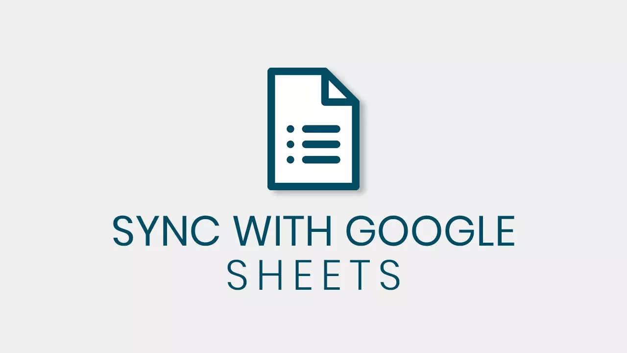 QSM – Google Sheet Connector
