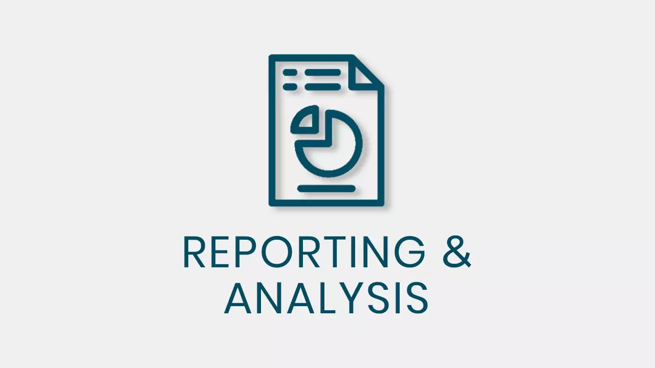 QSM – Reporting And Analysis