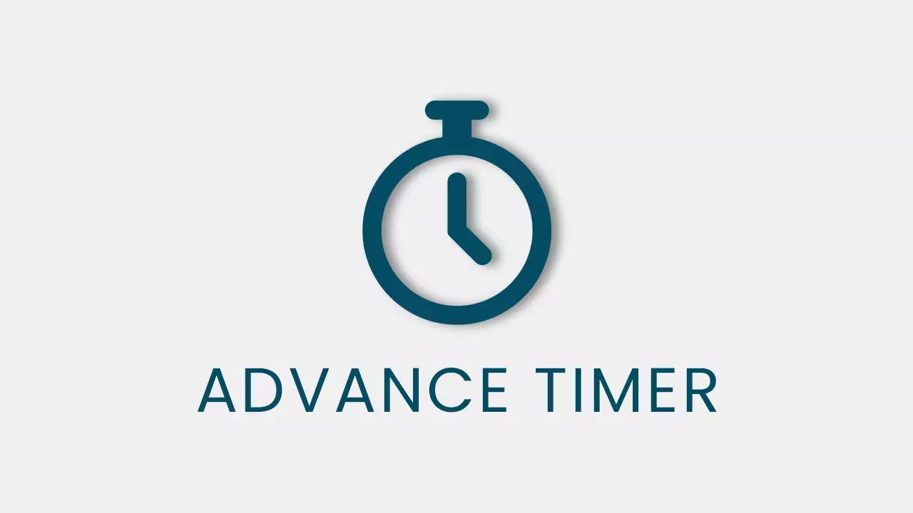 QSM – Advanced Timer