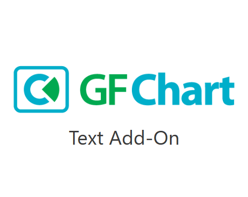 GFChart – Text Add-On