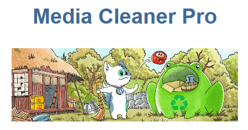 Media Cleaner (Pro)
