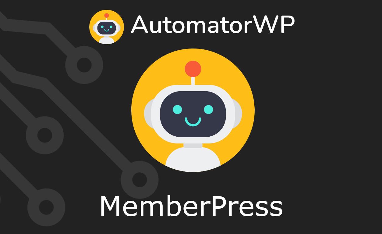 AutomatorWP – MemberPress