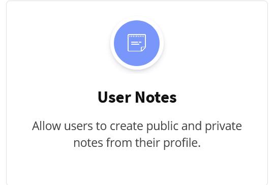 Ultimate Member – User Notes