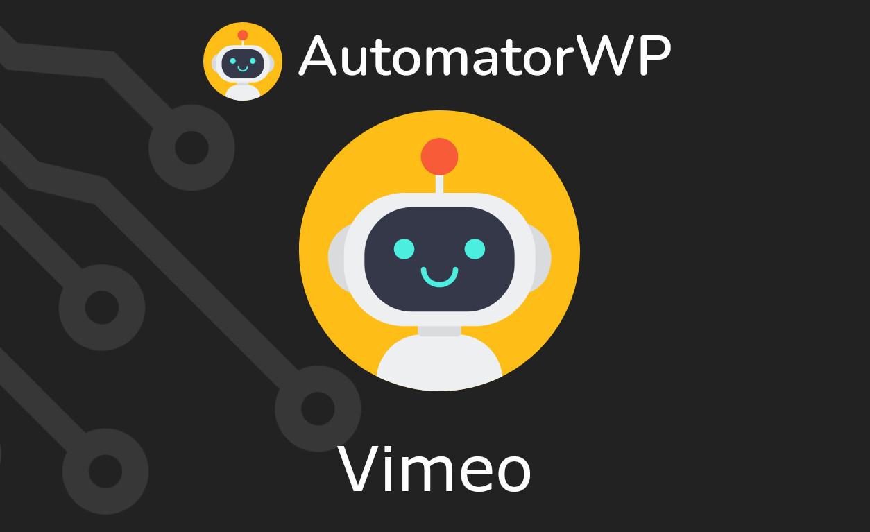 AutomatorWP – Vimeo