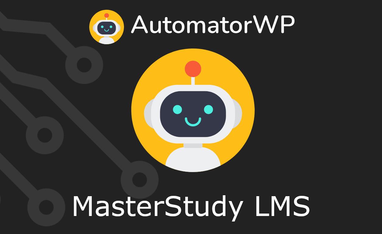 AutomatorWP – MasterStudy LMS