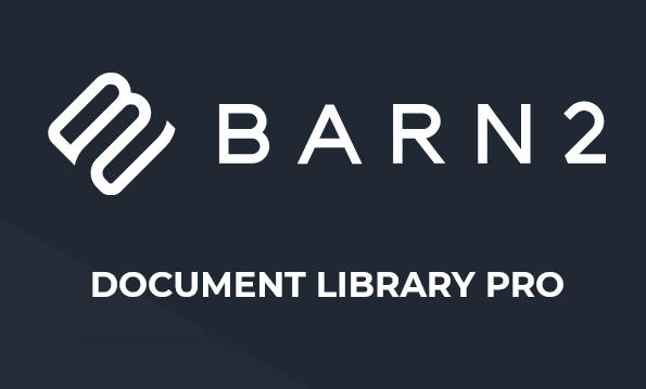 Document Library Pro (By Barn2 Media)