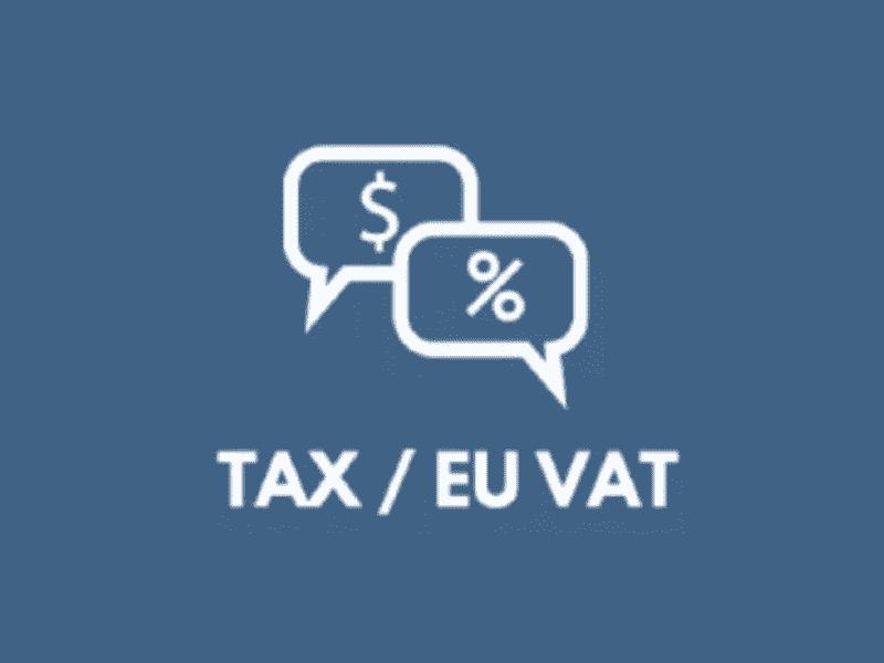 Paid Member Subscriptions – Tax & EU VAT Rates